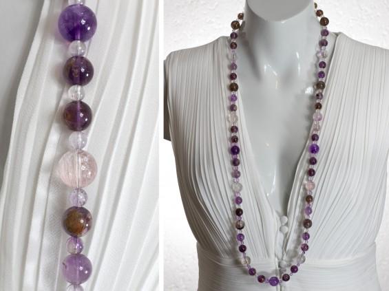 Long Super Seven necklace