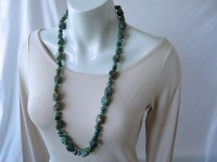 African turquoise necklace UNISEX